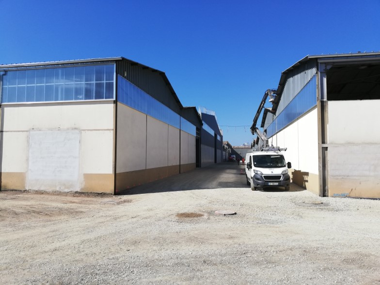 Site de tri, massification et valorisation des déchets à LUXEUIL-LES-BAINS (70)