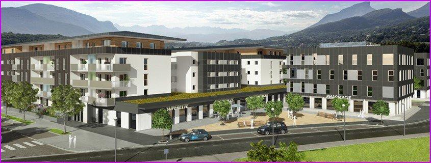 Construction de 400 logements «Bassens Côté Sud» à BASSENS