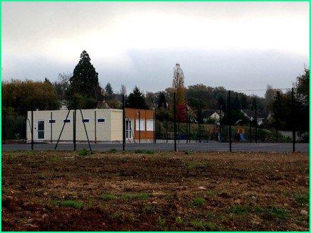 Aménagement de l'Espace sportif des Vergers à CHARTRETTES (77)