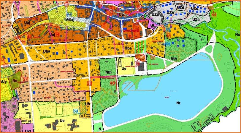 Révision du  Plan Local d'Urbanisme de DIVONNE les BAINS