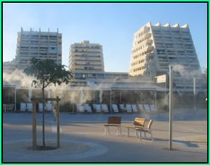 Requalification du quartier du Point Zéro à LA GRANDE MOTTE (34)