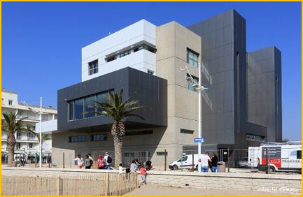 Construction du nouvel Hôtel de Ville au GRAU DU ROI (30)
