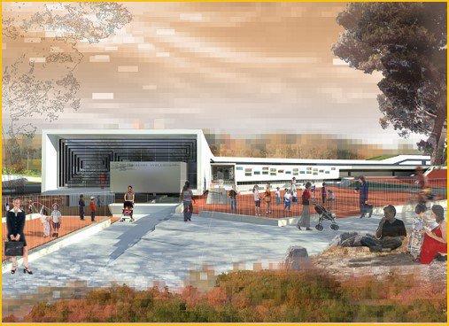 Reconstruction du groupe scolaire Henri Wallon à NIMES (30)