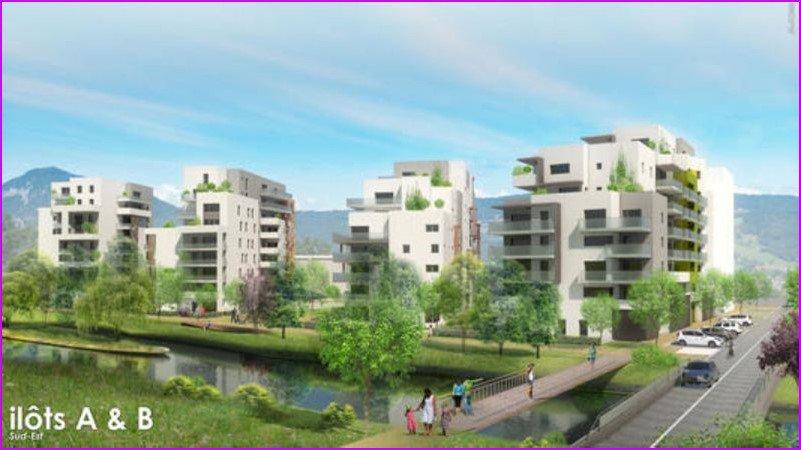 Aménagement de l'Eco-Quartier «Les Passerelles» à CRAN-GEVRIER (74)