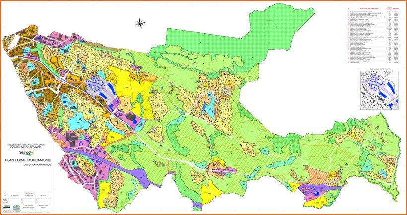 Elaboration du Plan Local d'Urbanisme de SEYNOD