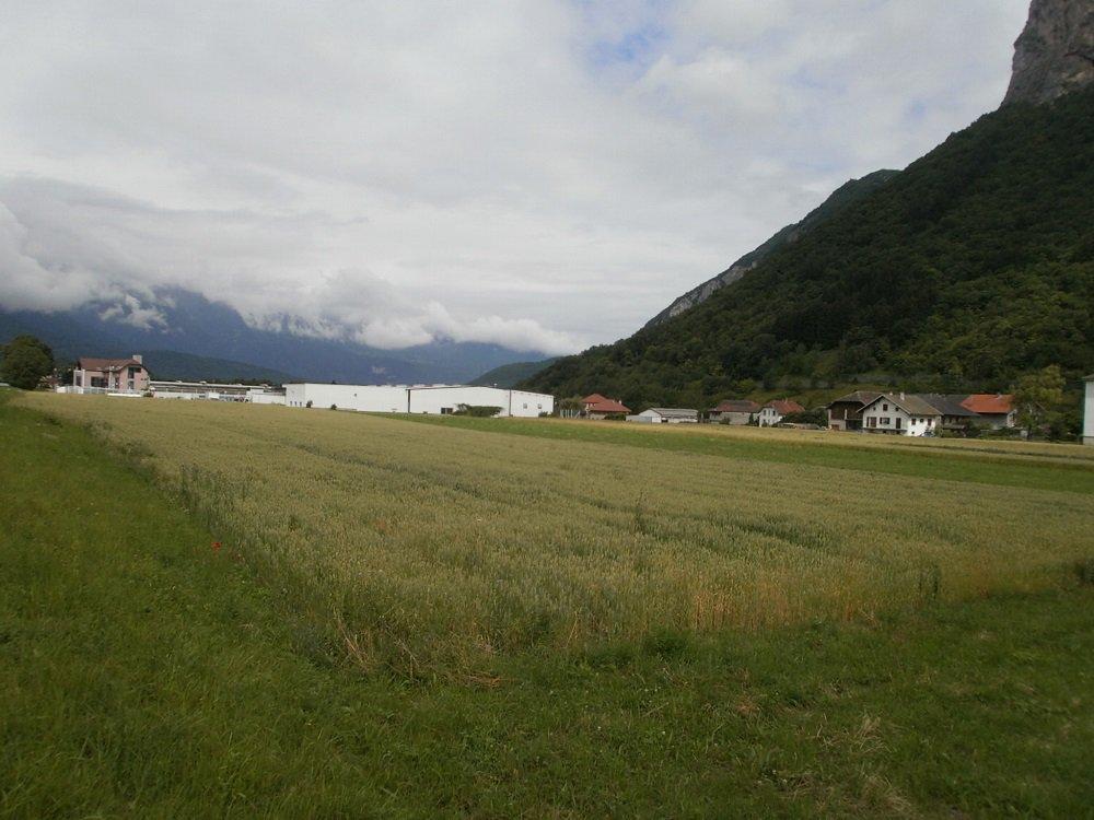 Extension de l'usine STÄUBLI et déviation de la voie verte à FAVERGES (74)