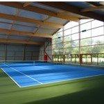 Construction d'un complexe tennistique à VERGIGNY (89)