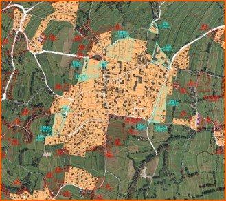 Révision du  Plan Local d'Urbanisme de VILLAZ